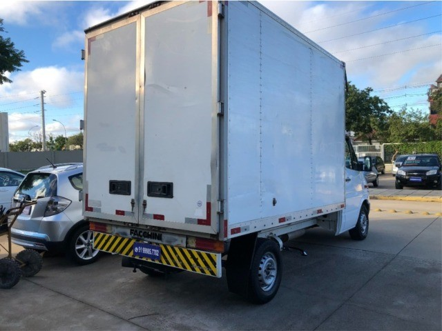 Sprinter  Bau alto e longo pronta pro trabalho entrada R$ 4990,00 + 48 X via financeira  - Foto 4