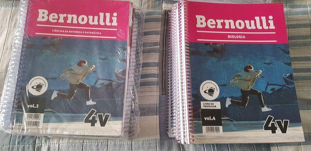 Livros Bernoulli Pré-vestibular Completos Lacrados. - Foto 3