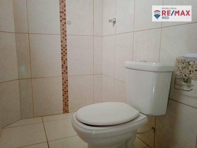 Apartamento com 3 dormitórios à venda, 100 m² por R$ 255.000,00 - Campo Alegre dos Cajiros - Foto 13