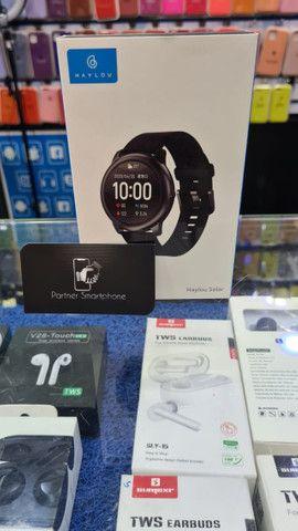 Pronta Entrega Original Relogio Smartwatch Haylou Ls05 Xiaomi - Foto 3