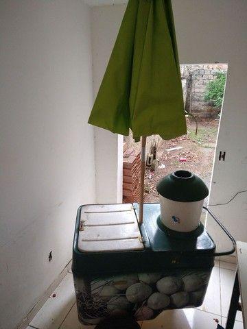 Carrinho De água de côco - Foto 2