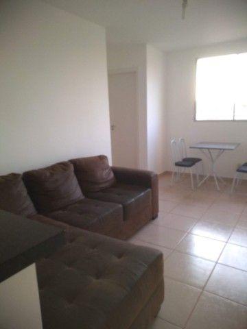 Apartamento Semi mobiliado, com condomínio e IPTU incluído - Foto 2