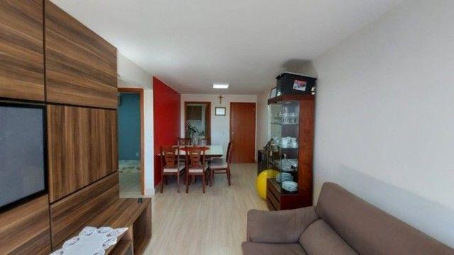 apartamento dois quartos 53m2 na samambaia norte  #df04