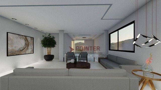 Sobrado com 4 dormitórios à venda, 615 m² por R$ 1.899.000,00 - Condomínio do Lago - Goiân - Foto 4