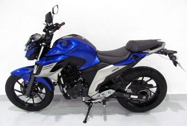 MOTO Yamaha fazer (entrada + boletos)  - Foto 4