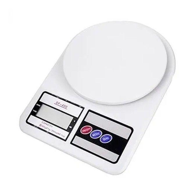 Vendo balança digital 10KG para dieta  - Foto 3