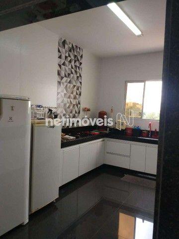 Casa à venda com 5 dormitórios em Caiçaras, Belo horizonte cod:839466 - Foto 6