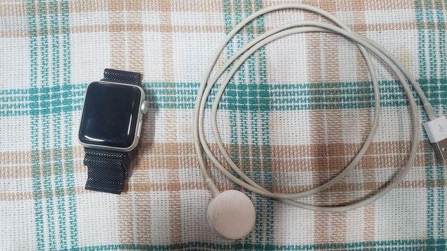 Vendo apple watch serie 3 44mm  - Foto 2