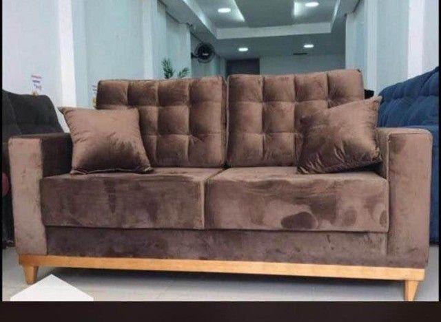 Super promoção de sofa retro - Foto 5