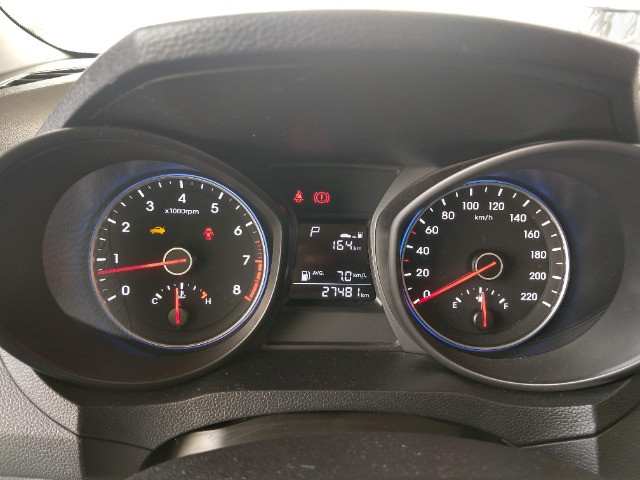 Hyundai HB20S Comfort Plus 1.6 Flex Automático 2019 - 27.481 Km / Garantia Fábrica 11/2023 - Foto 11