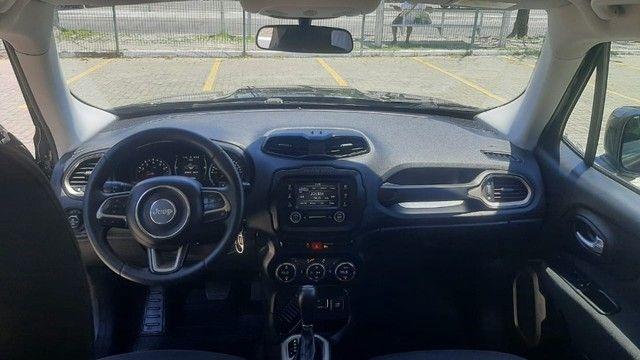 Jeep Renegade Longitude 1.8 AT 2016 Carro Impecável!!!  - Foto 12