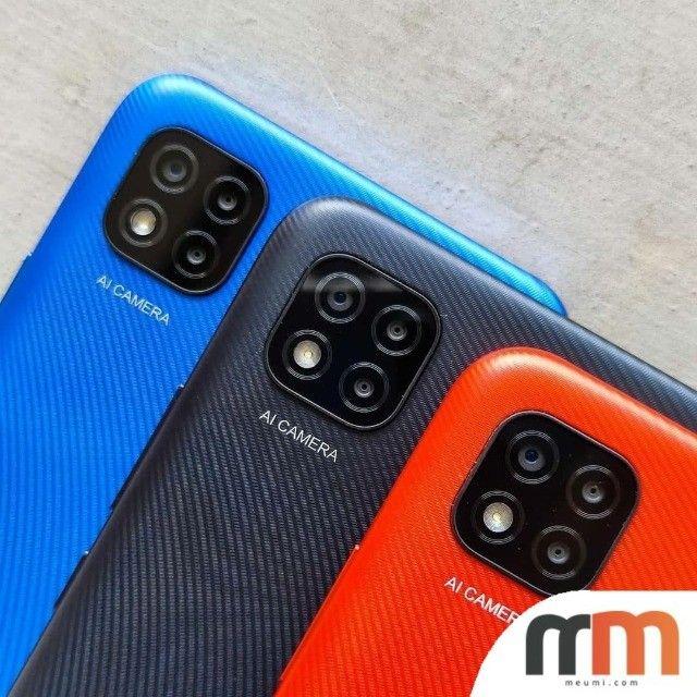 Xiaomi Redmi 9 (india) 10X S/Juros 128GB/4Ram/1Ano de Garantia/MediaTek Helio G35/13MP - Foto 5