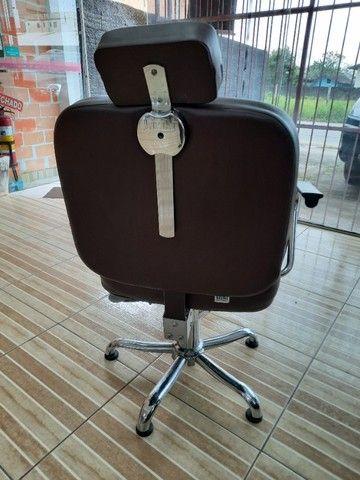 Cadeira de Cabeleireira  - Foto 5