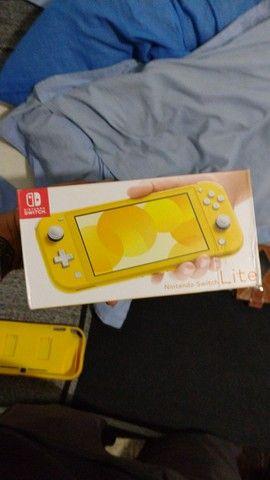 Nintendo switch lite/ Leia a descrição - Foto 3