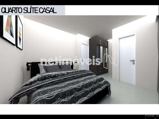 Casa de condomínio à venda com 3 dormitórios em Santa amélia, Belo horizonte cod:439376 - Foto 4