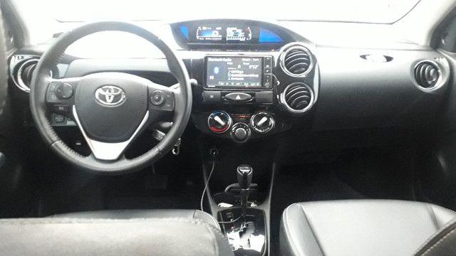 Toyota Etios Sedan XLS automático - Foto 9