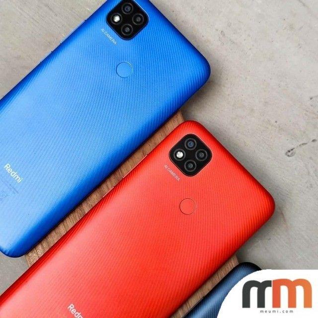 Xiaomi Redmi 9 (india) 10X S/Juros 128GB/4Ram/1Ano de Garantia/MediaTek Helio G35/13MP - Foto 4