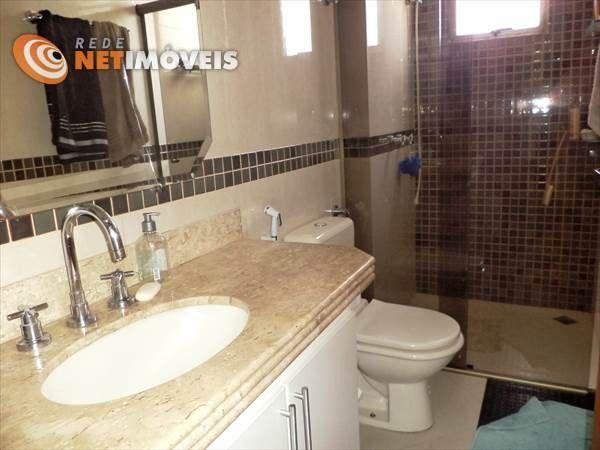 Apartamento à venda com 4 dormitórios em Castelo, Belo horizonte cod:465894 - Foto 14