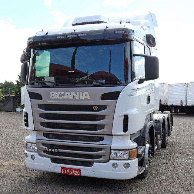 Scania R440 13/13 - 8x2 (BAP 2620) - Foto 2