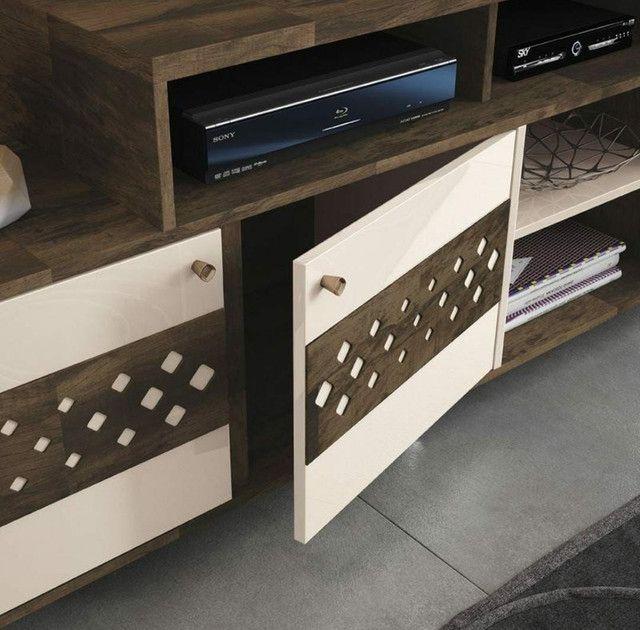 Rack Inovatta para tv até 47 polegadas - Foto 3