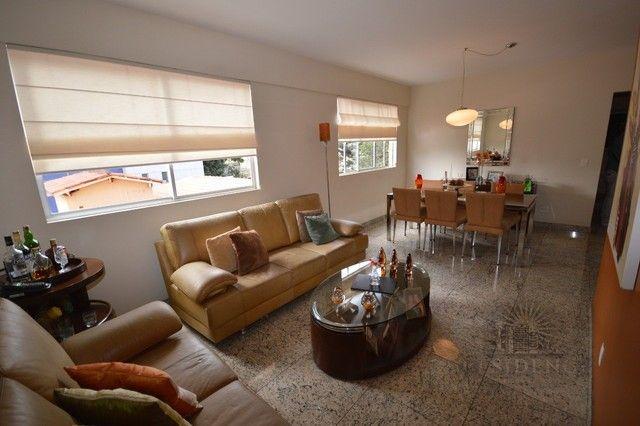 Sion venda apartamento 3 qts 122m²  varanda 2 vgs