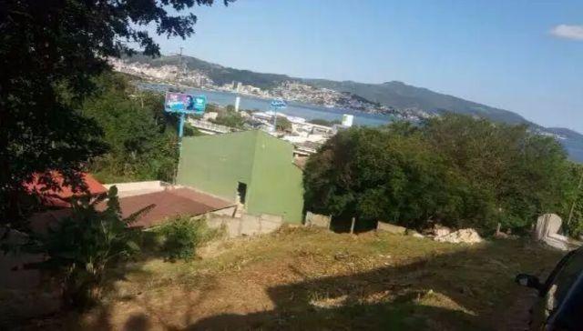 Excelente Terreno com a melhor vista de Florianópolis