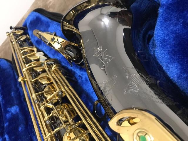 Sax Tenor Julius Keilwerth Sx90r Black Gold