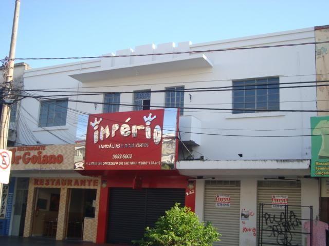 Sala comercial para locação, Setor Central, Goiânia.