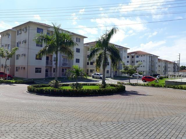Ótimo apartamento terreo 3 quartos, semi mobiliado, cond. ideal torquato