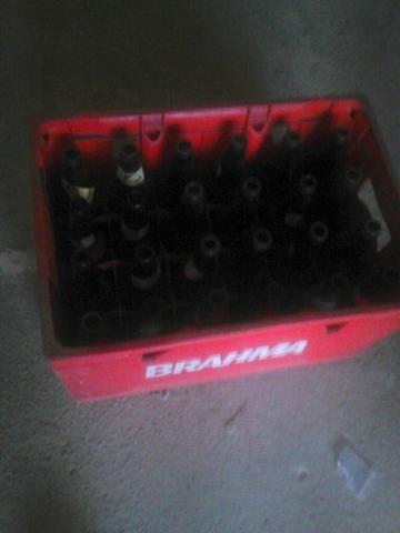 Vasilhame de cervejas