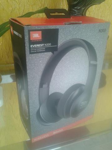 Fone de ouvido / Headphone Bluetooth - JBL N300