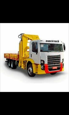 Caminhão Muck