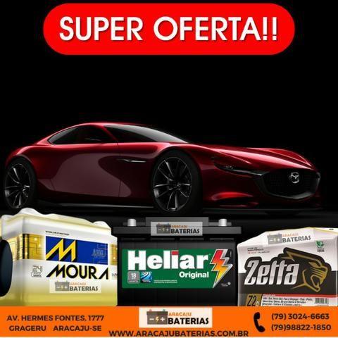 Promoção Baterias de carro