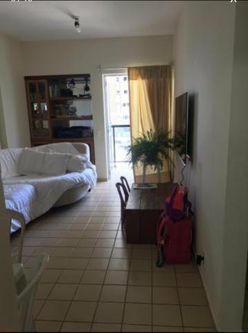Apartamento 2/4 - 60m² - Petrópolis - Edifício Presidente Dutra - Foto 3