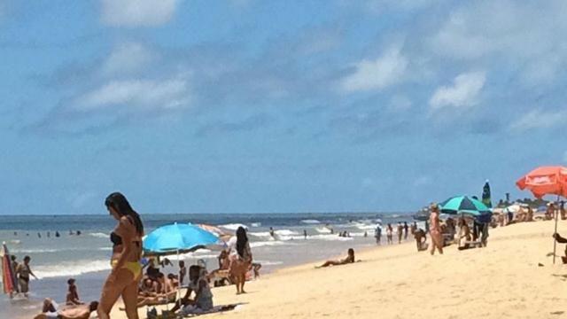 Bangalós para temporada em Praia de Guaratiba Prado Bahia 1 quarto - Foto 14