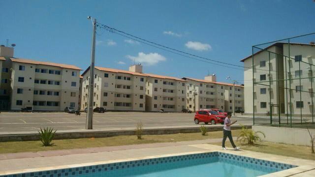 Alugo apartamento condomínio Bela Cintra