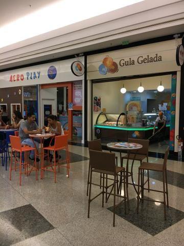 Vendo franquia Gula Gelada em shopping Goiânia