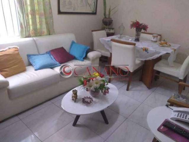 Apartamento à venda com 1 dormitórios em Cachambi, Rio de janeiro cod:GCAP10211 - Foto 3