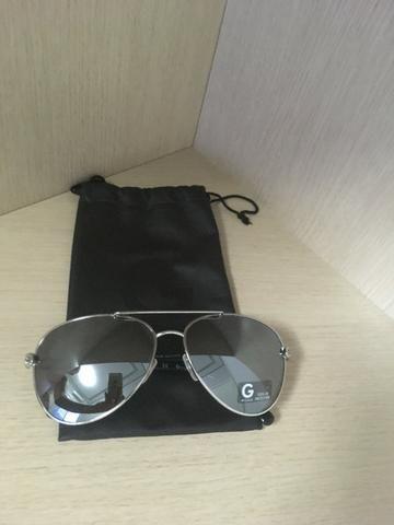 1eb51b2e0 Óculos de Sol Feminino G by Guess Aviador *Original e Novo ...
