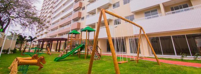 (A222) 3 Quartos, Lazer,Novo,Elevador, 72 m2,Monte Castelo - Foto 6