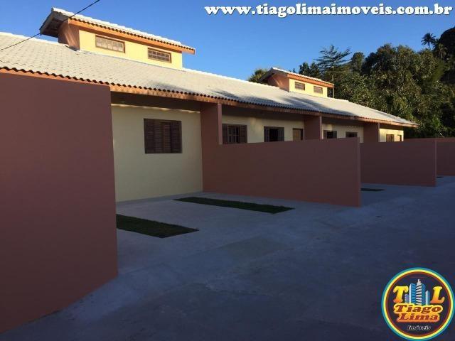 Casa Nova ||Condomínio ||Entrada Individual ||02 Dormitórios ||Caraguatatuba || 205 Mil - Foto 2