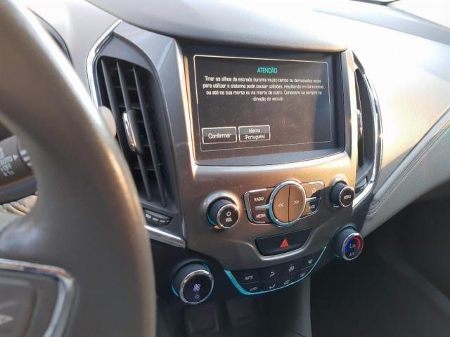 CRUZE LTZ 1.4 16V Turbo Flex 4p Aut. - Foto 8
