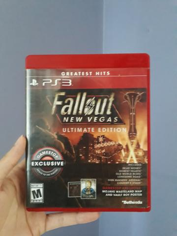 Fallout New Vegas Ultimate Edition PS3 - Videogames - Ponta