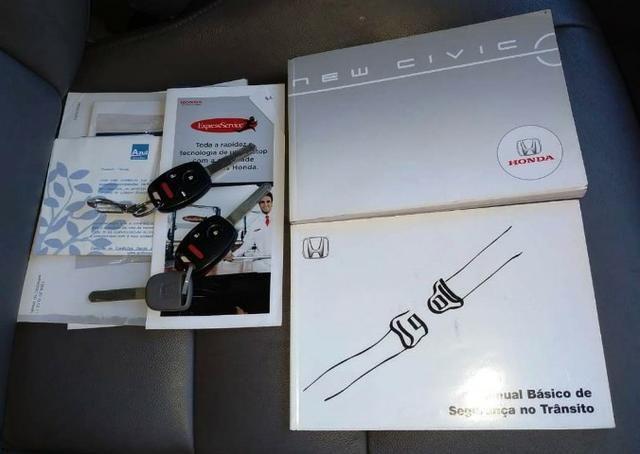 Honda Civic LXL 1.8 Aut - Foto 6