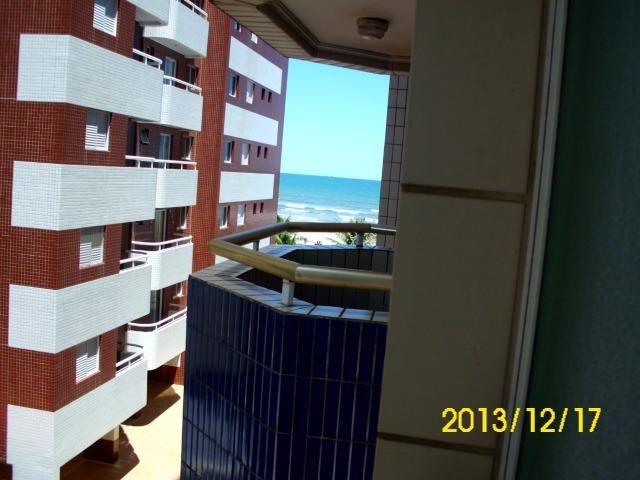 Apartamento frente para o mar em vila caiçara só 150 a diária ate 6 pessoas