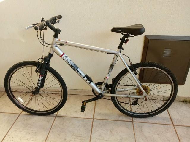 Bicicleta Diamont Back