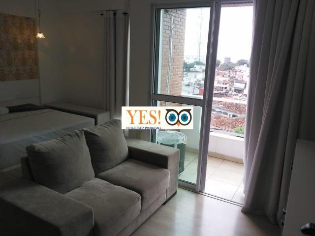 Apartamento Flat 1/4 para Venda no Único Hotel - Capuchinhos - Foto 3