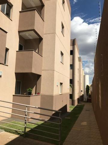 2 Quartos Todo Mobiliado Apartamento Condomínio Montalcino - Foto 8