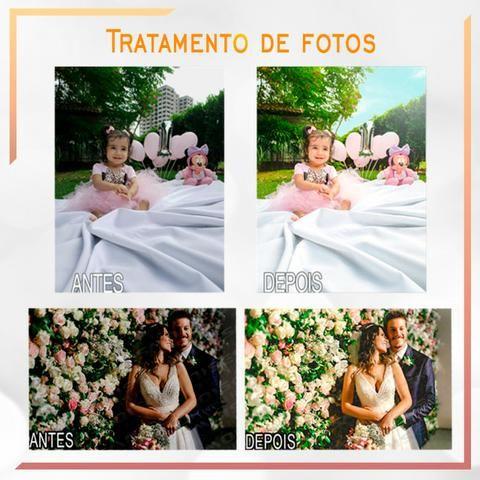 Tratamento de Fotos