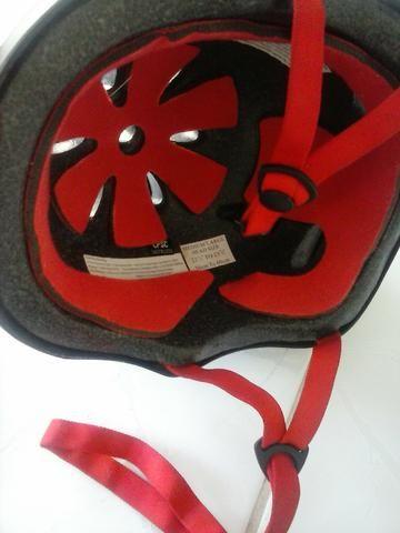 Roller Patins Black Traxx + Kit Proteção completo - Foto 6